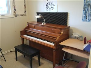 The Acoustic Piano