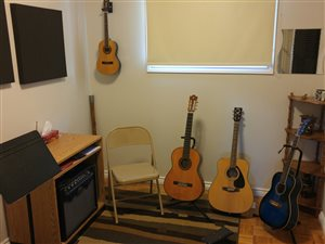 The Guitar Room